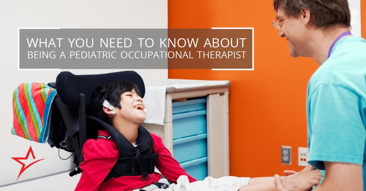 What To Know About Pediatric Occupational Therapy Assistants