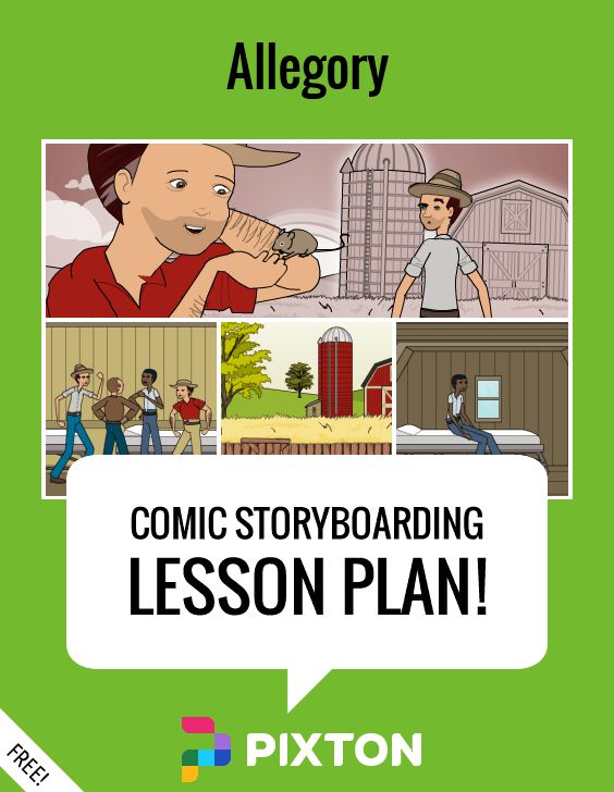 Lesson Plan: Allegory