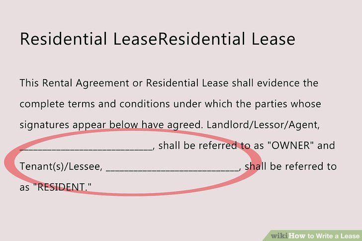 Trailer Rental Agreement Template. Free Lease Agreement Forms 501 ...