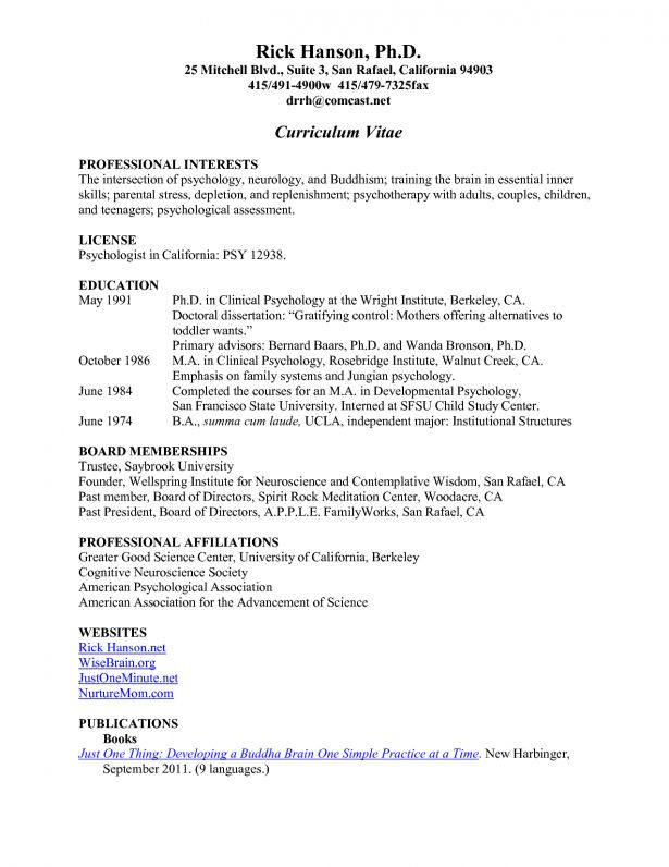 Curriculum Vitae : Marketing Coordinator Cv Best Resume Templates ...