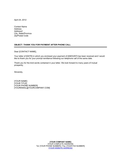 Response to Invoice Received after Payment - Template & Sample ...