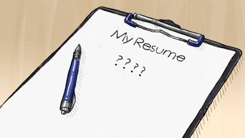 What Do I Need To Put On My Resume 38897 | Plgsa.org
