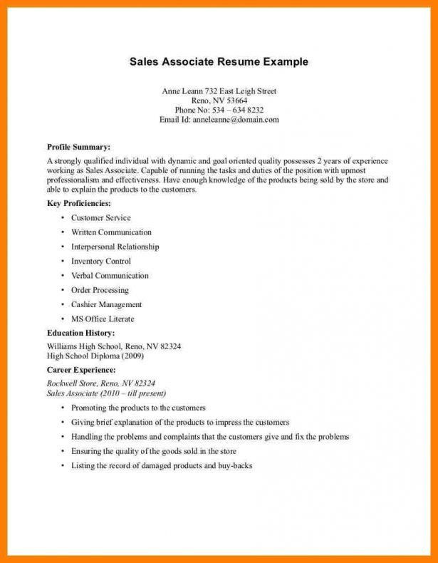 Curriculum Vitae : Resume Template For Administrative Assistant ...