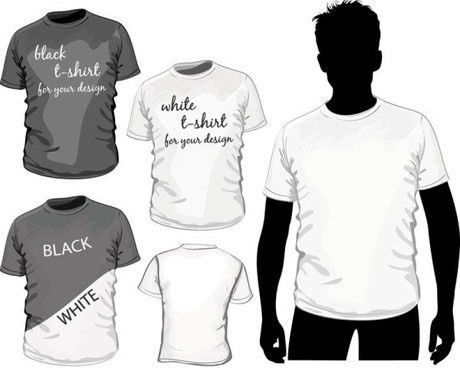 Vector shirt pocket template free vector download (13,107 Free ...
