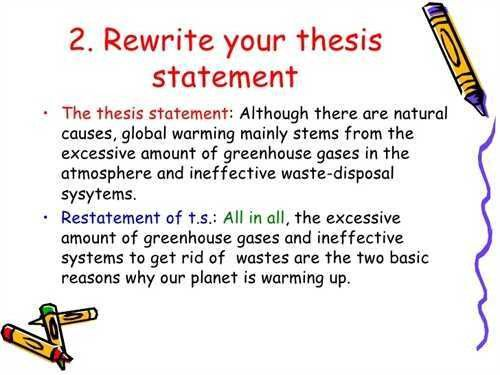 An Example Of A Thesis Statement In An Essay - uxhandy.com