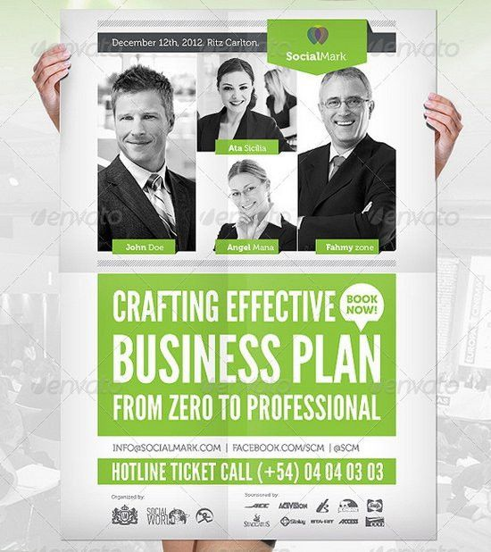 20+ Professional Flyer Design Templates for Multi-Purpose Business ...