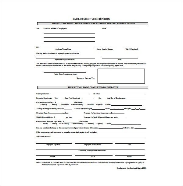 Sample Employment Authorization Form - 4+ Free Documents Download ...