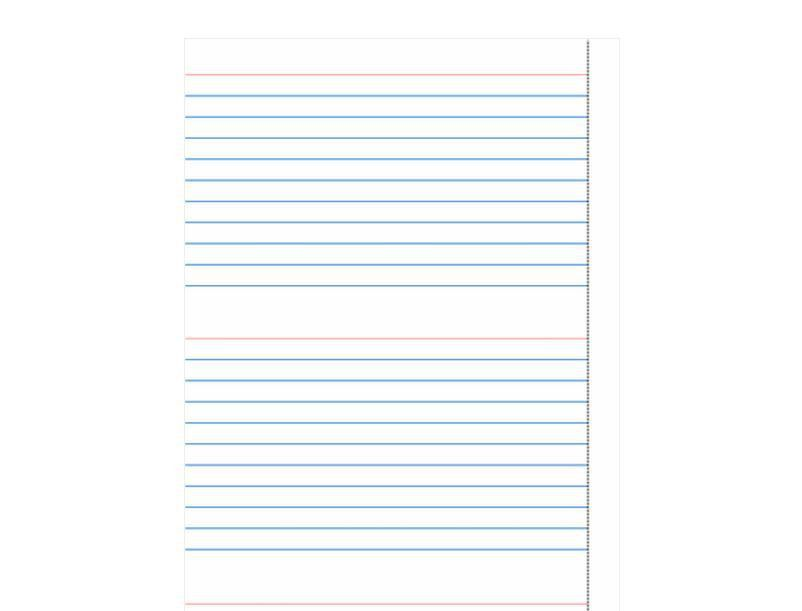 Similar to Avery Index Card Template | Avery-Style Index Cards