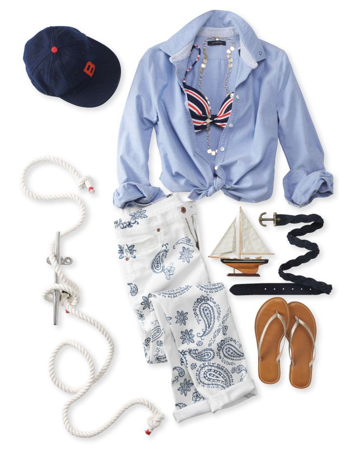 f18d7d06b330f4bb85925c9ccb4643af - What to pack for Cape Cod: packing lists and outfit ideas