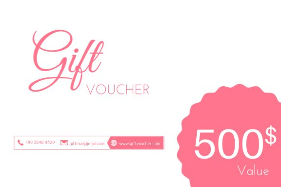 30+ Gift Voucher Designs – Create Your Own Marketing Materials Online
