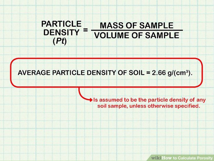 4 Ways to Calculate Porosity - wikiHow