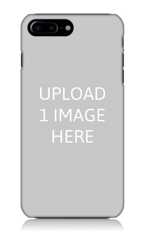 Personalised Iphone 7 plus case - 1 image template