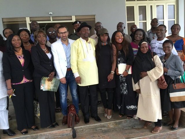 Nigerians welcome AFWA support