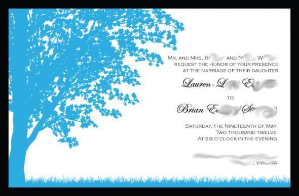 Do you like my invitation?? - Weddingbee