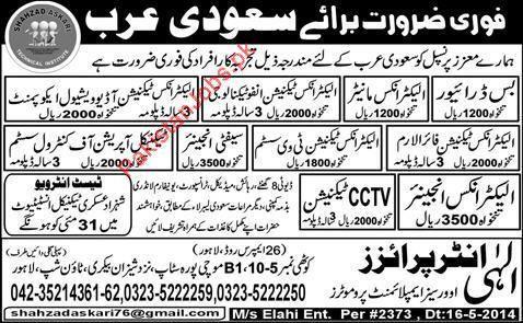 CCTV Technician, Electronic Engineer, Electronic Technician ...