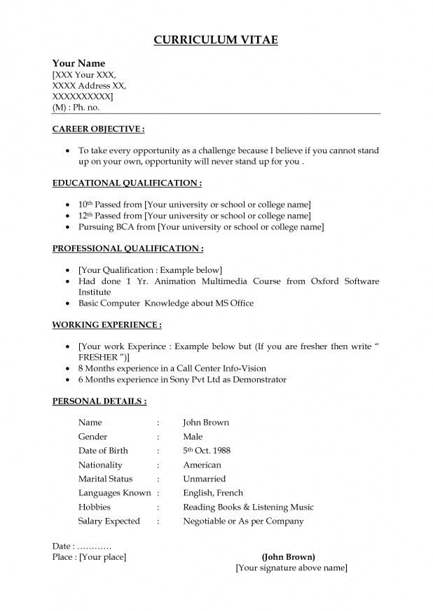 30 amazingly creative examples of designer resumes inspirationfeed ...