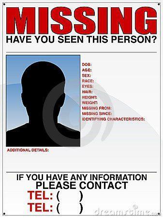 Make A Missing Poster, lost dog poster maker speciesworld ...