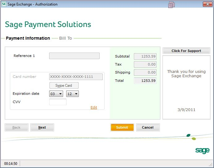 credit card   Stephen Smith's Blog