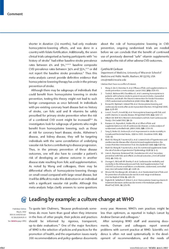 Leading by example: a culture change at WHO - The Lancet