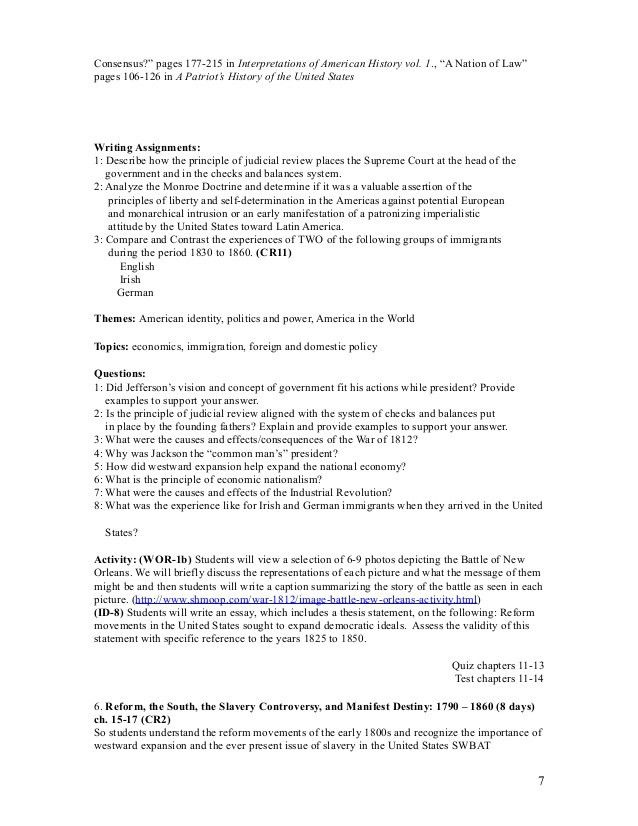 2003 ap us history dbq essay form b Ap® united states history 2003 sample student responses form b these materials were produced by educational testing service ® (ets ), which develops and administers the examinations of the advanced placement.