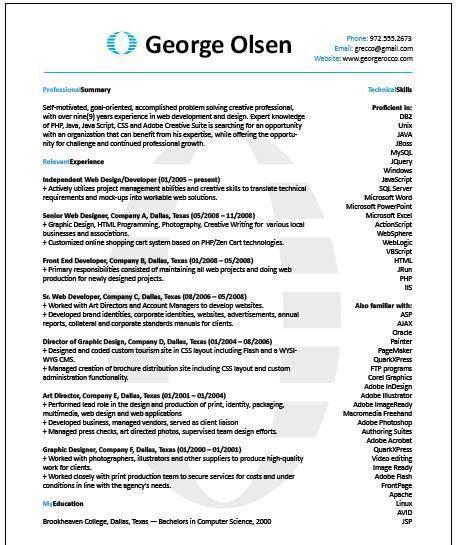 81 inspiring create resume for free template. resume setup example ...