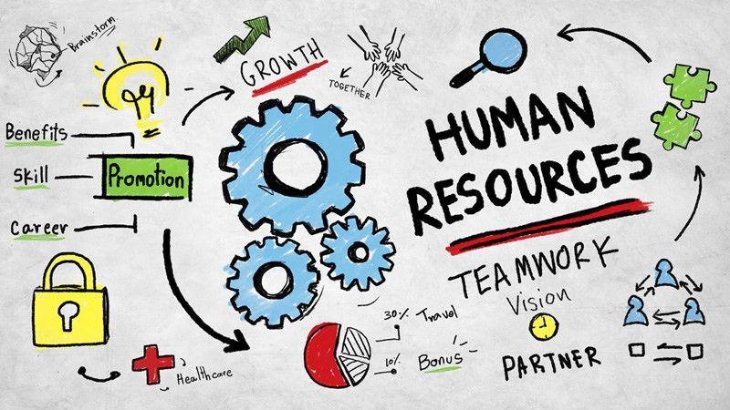 human resources associate job description