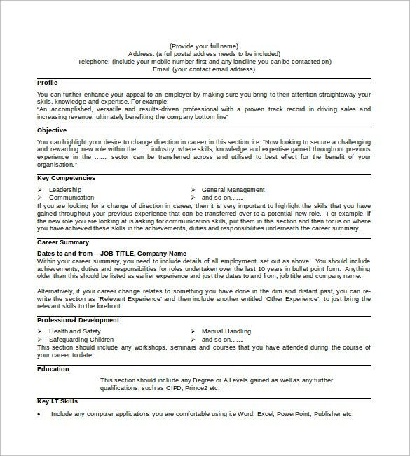 Resume Templates Doc. Use Google Docs' Resume Templates For A ...