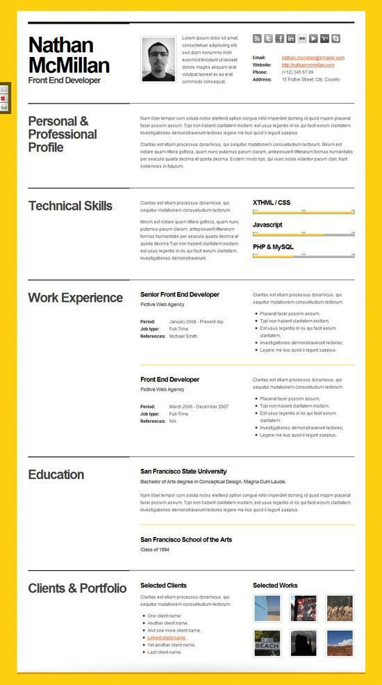 Amusing Best Resume Formats 56 For Your Resume Sample With Best ...