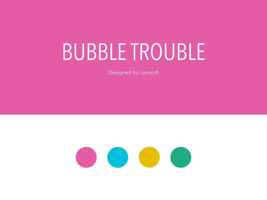 Bubble Trouble Google Slides Template by Jumsoft | GraphicRiver