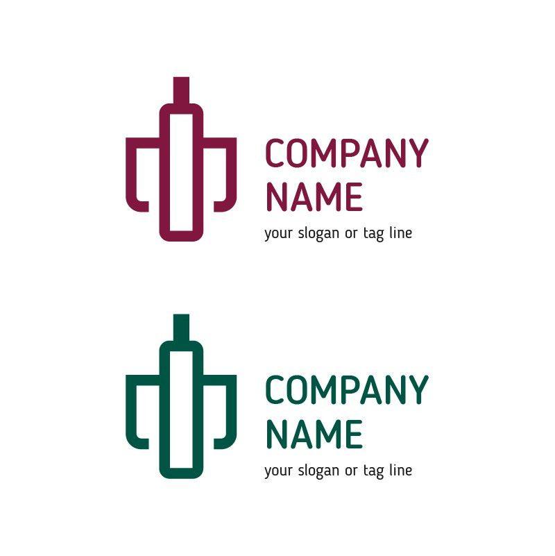 Emblem Logo Template. Buy Logo Design Template!