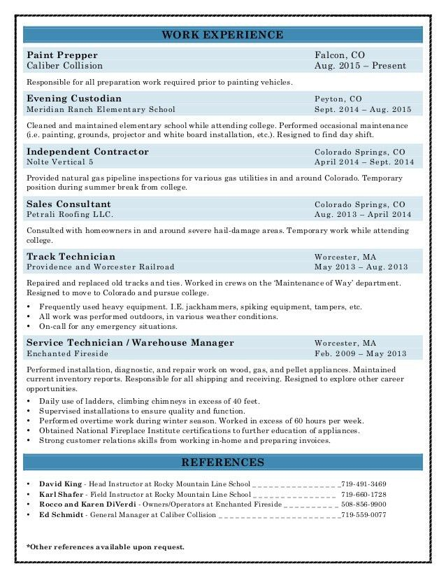 lineman resume microsoft resume templates for freshers clinical