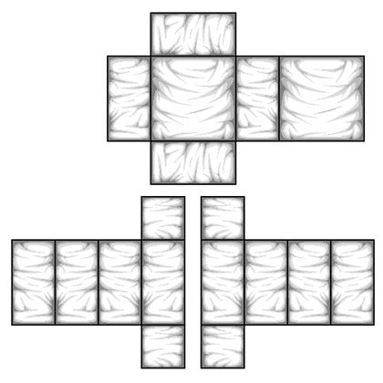 Shirt Shading template - ROBLOX