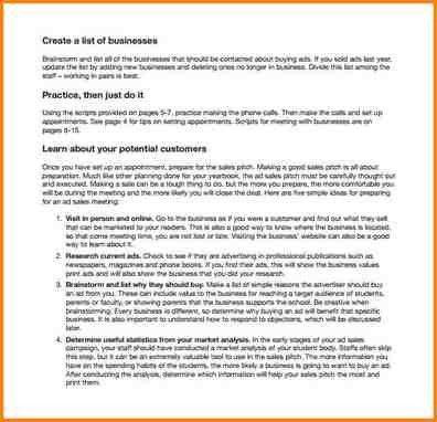 8+ sales plan template | writable calendar