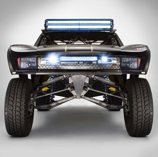 Ford Raptor Trophy Trucks