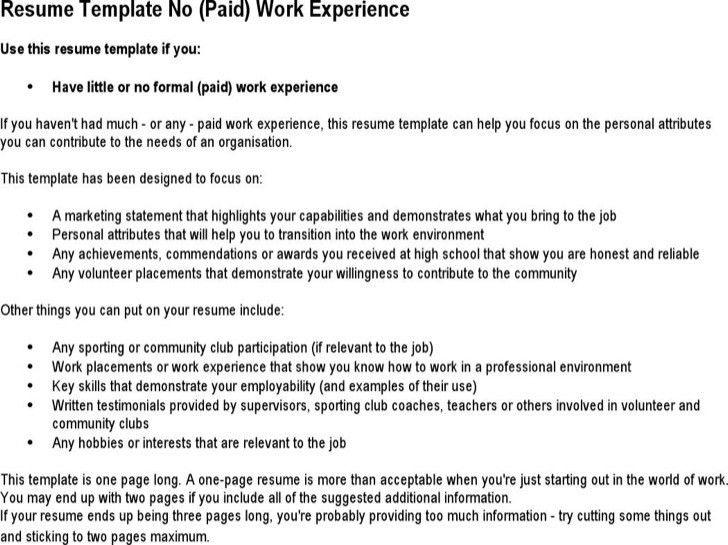 Babysitting Resume Template. Download Babysitting Resume ...
