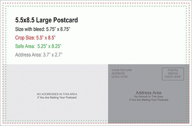 Direct Mail Postcards: Design, Print & Mail