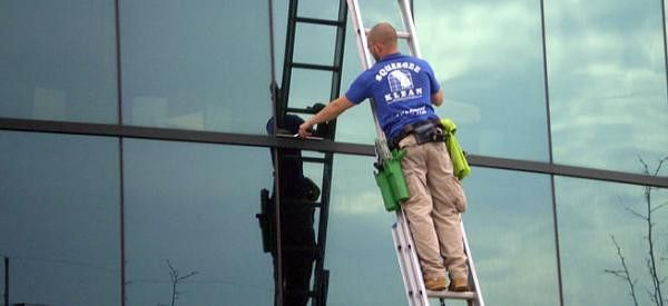 Commercial Window Cleaning Company - Window Cleaning Company York ...