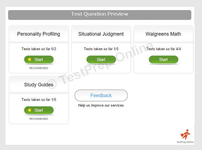 Walgreens Job Application Process | Free Internship Resume Builder