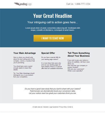 Landing Page Templates   Pagewiz