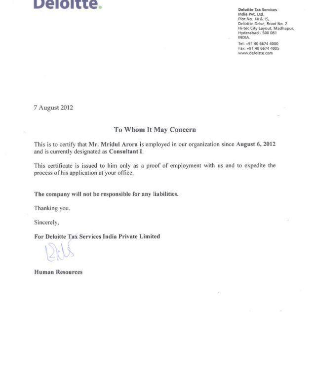 deloitte cover letter cv resume ideas - Cover Letter For Deloitte