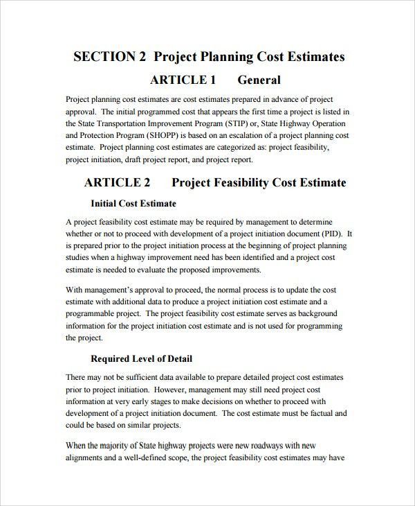 20+ Proposal Business Plan Template | Project Management Templates ...