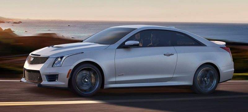 Turns Out The Cadillac ATS-V Is More Powerful Than Expected At 464 HP