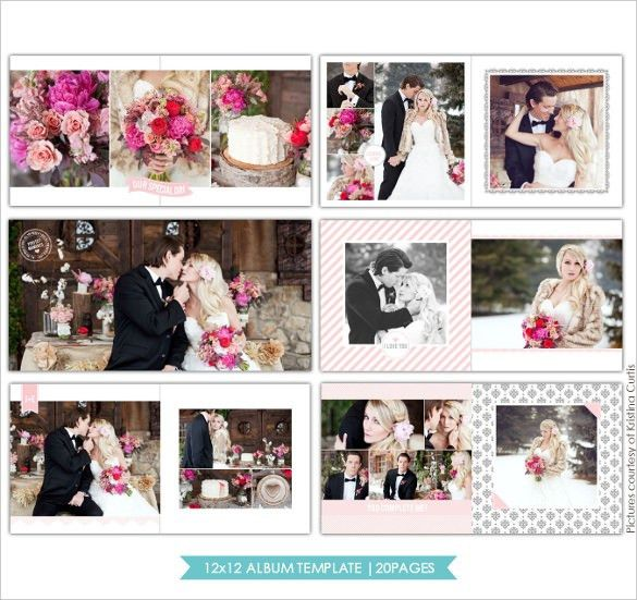 25+ Wedding Album Templates – Free Sample, Example, Format ...