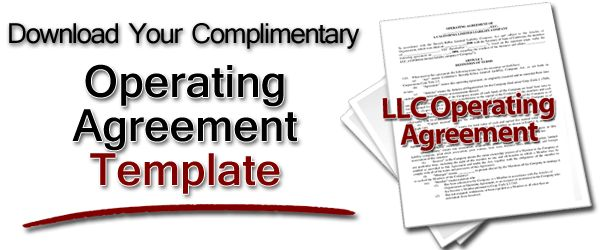 LLC Operating Agreement - Template - Sample