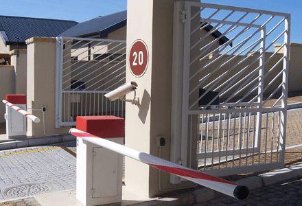 Gate house control / Traffic Control