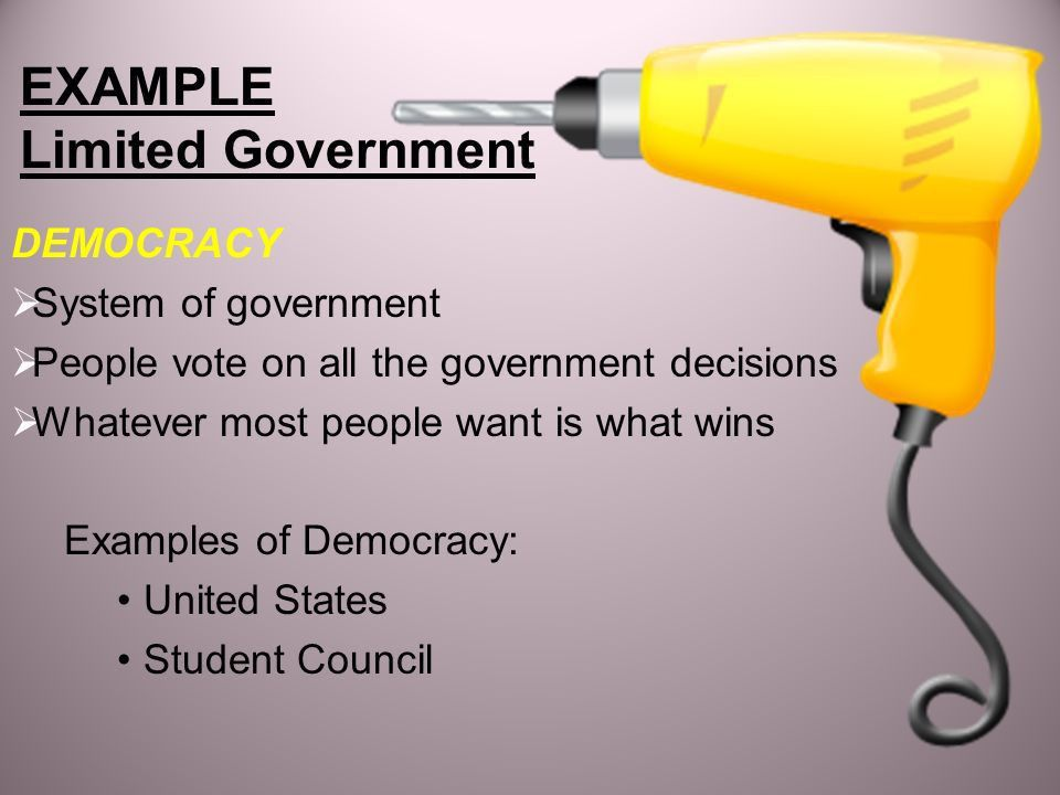 Government Who has the POWER and how much power?. - ppt download