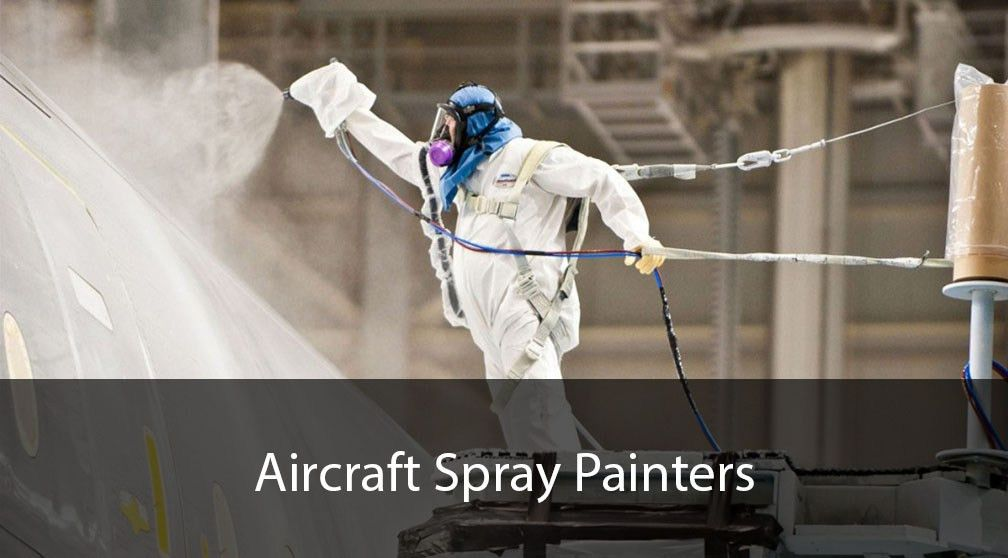 Aircraft Spray Painter | EXCEL AVIATION