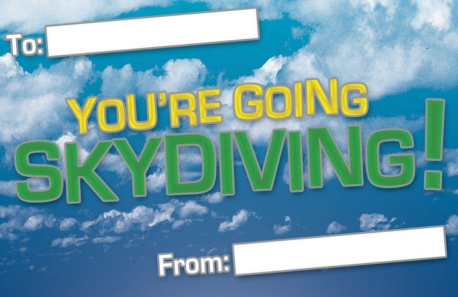 Skydiving Gift Vouchers | Adelaide Tandem Skydiving