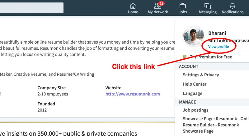 linkedin resume examples use linkedin to get job cover letter the - Linked In Resume Builder