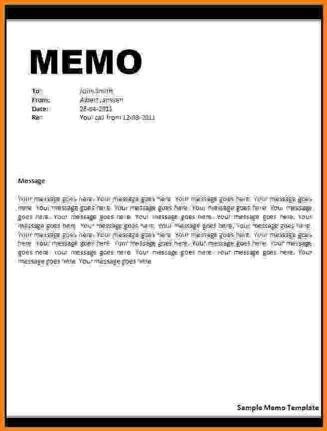Strategy Memos. 10+ Audit Memo Templates – Free Sample, Example ...